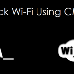 How to Hack Wi-Fi Password Using CMD 2017
