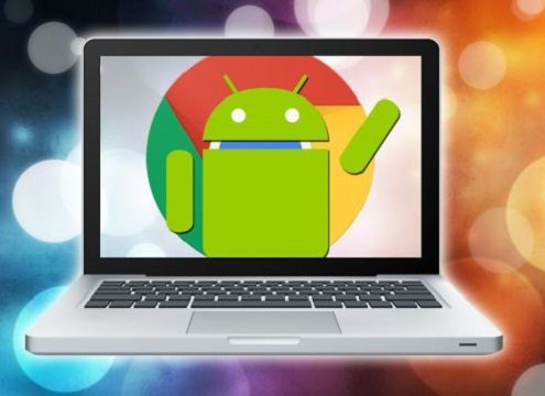 run android apps in chrome without blue stacks