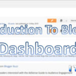 Complete Introduction to Blogger Dashboard With Image For Beginners 2017