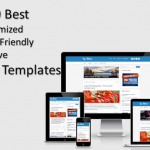 30 Best SEO Optimized AdSense Friendly Responsive Blogger Templates