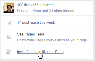 Invite All Facebook Friends To Like Page