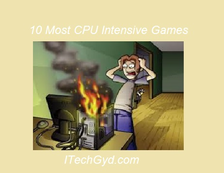 cpu intensive games