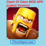 Clash of Clans Latest Mod v8.709.16 APK Download