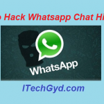 How To Hack Whatsapp Chat History/Conversation