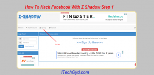 Z Shadow Hacker - Hack Facebook & Gmail In 2019 (In Few Minutes)