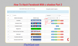 zshadow how to hack facebook 3