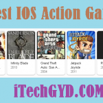 Top 10 Best IOS Action Games 2019