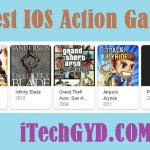 Top 10 Best IOS Action Games 2019