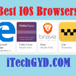 Top 10 Best IOS Browsers 2019