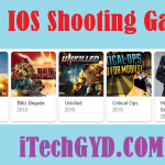 Top 10 Best IOS Shooting Games 2019