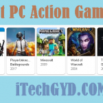 Top 10 Best PC Action Games 2019