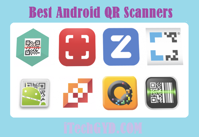 Best Android QR Scanners