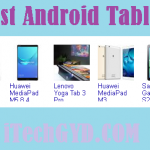 Top 10 Best Android Tablets 2019