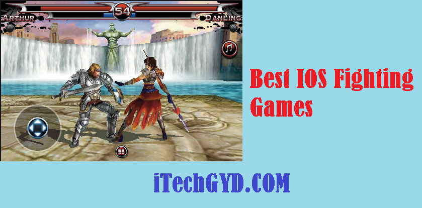 Best IOS Fighting Games