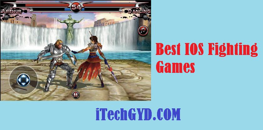 Best IOS Fighting Games
