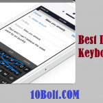 Top 10 Best IOS Keyboard Apps 2018
