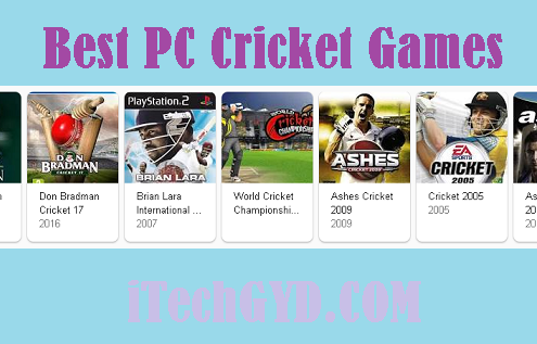Best PC Cricket Games