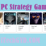 Top 10 Best PC Strategy Games 2019