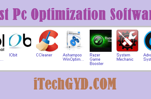 Best Pc Optimization Software