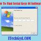 Find Serial Keys Of Softwares