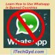 Use Whatsapp In Banned Countries