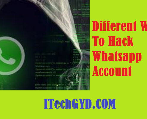 Ways To Hack WhatsApp Account