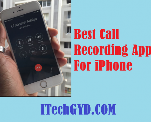 best call recording apps for iphone