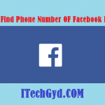 How To Find & Download The Phone Number OF Facebook Friends 2019