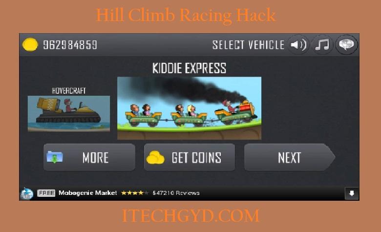 hill climb racing hack