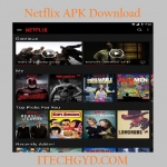 Netflix APK Download Free for Android