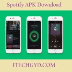 Spotify APK Download Free for Android Latest Version