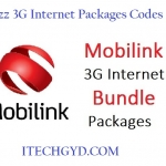 Jazz 3G Packages – Daily, Weekly & Monthly Internet Offers