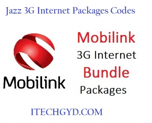 jazz 3g packages