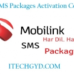 Jazz SMS Packages – Daily, Weekly & Monthly Messages Bundles