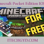 Minecraft Pocket Edition IOS Free Download Latest Version