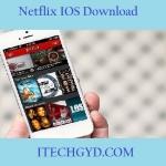 Netflix IOS App Download Free for Iphone & Ipad