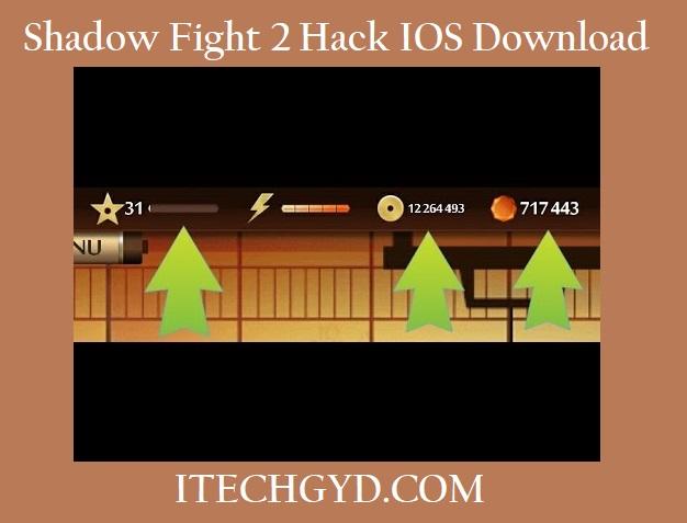 shadow fight 2 hack version ios