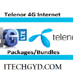 Telenor 4G Packages – Daily, Weekly & Monthly Internet Bundles