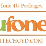 Ufone 4G Packages – Daily, Weekly & Monthly Internet Offers