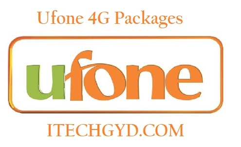 ufone 4g packages