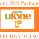 Ufone SMS Packages – Daily, Weekly & Monthly Messages Bundles