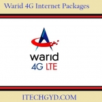 Warid 4G Packages – Daily, Weekly & Monthly Internet Offers