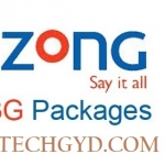Zong 3G Packages – Daily, Weekly & Monthly Internet Offers