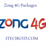 Zong 4G Packages – Daily, Weekly & Monthly Internet Bundles