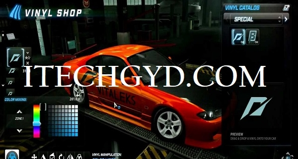 need for speed hack