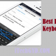 Best IOS keyboard Apps