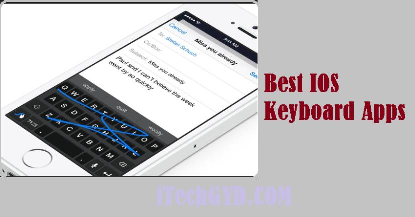 Best IOS keyboard Apps